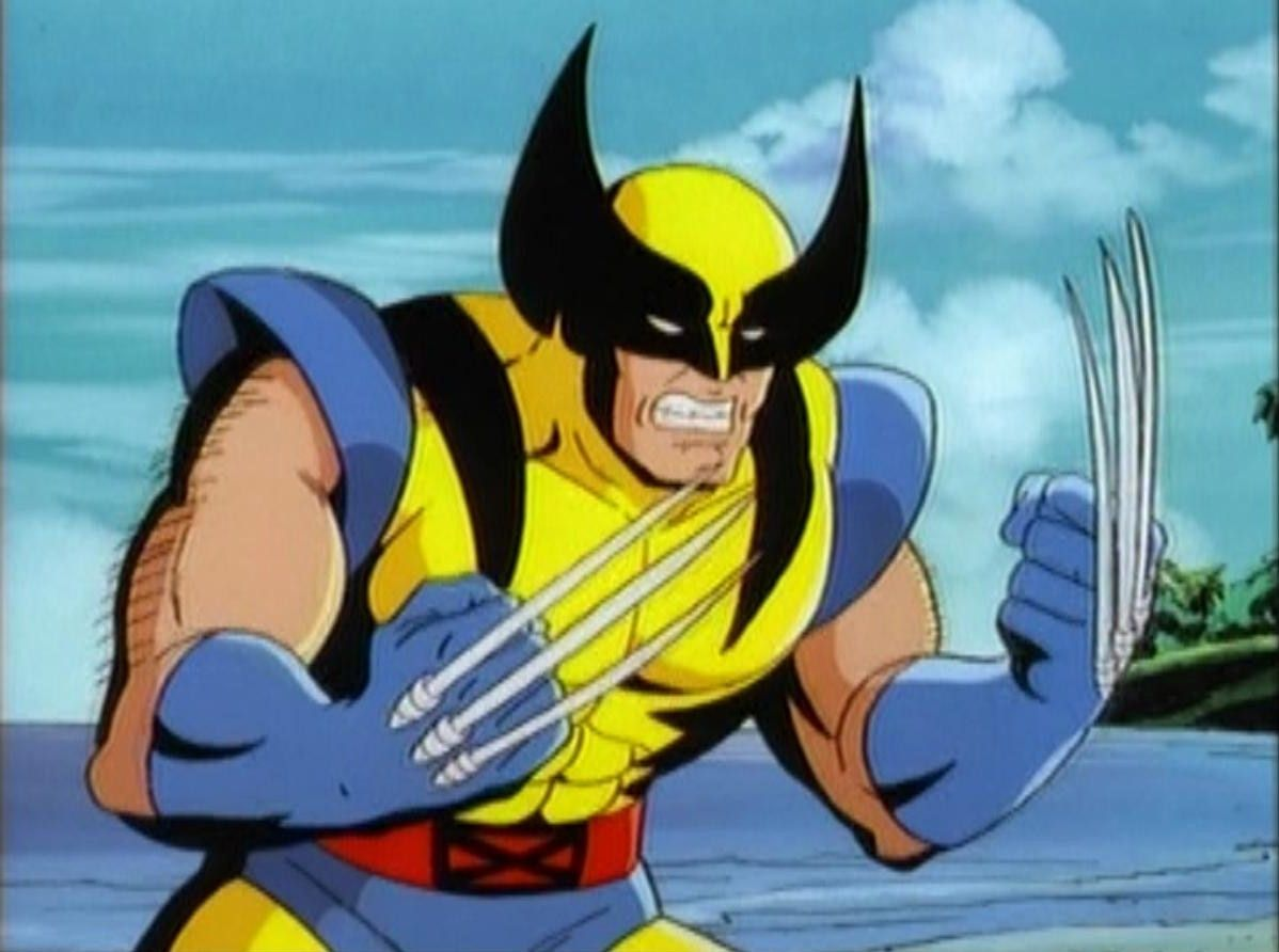 Wolverine X Men 90s Wolverine Cartoon Wolverine Wolverine Marvel