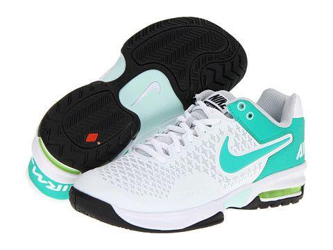 Nike Air Max Cage White/Pure Platinum/Volt/Anthracite - Zappos.com
