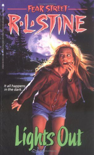 R L Stine Fear Street Books Google Search Horror Books Books Ya Books