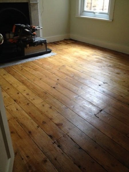 Light Oak Ronseal Floors