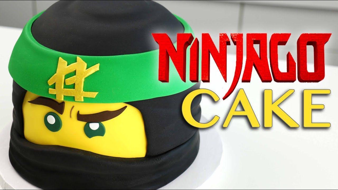 Outstanding Lloyd Cake From Lego Ninjago Ninjago Cakes Lego Ninjago Cake Funny Birthday Cards Online Alyptdamsfinfo