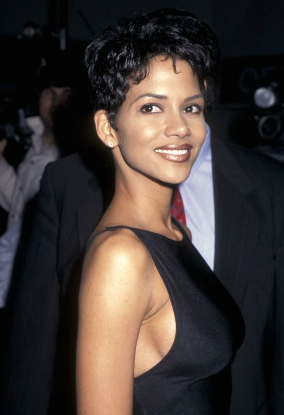 women of the 90s | lovely women | Pinterest | Halle berry ...