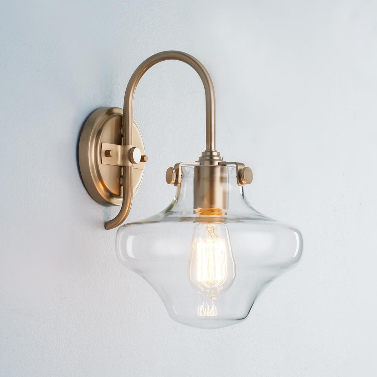 Bedroom Reading Wall Sconce
