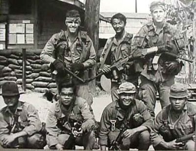 List of Vietnam Green Berets | In Vietnam, these special