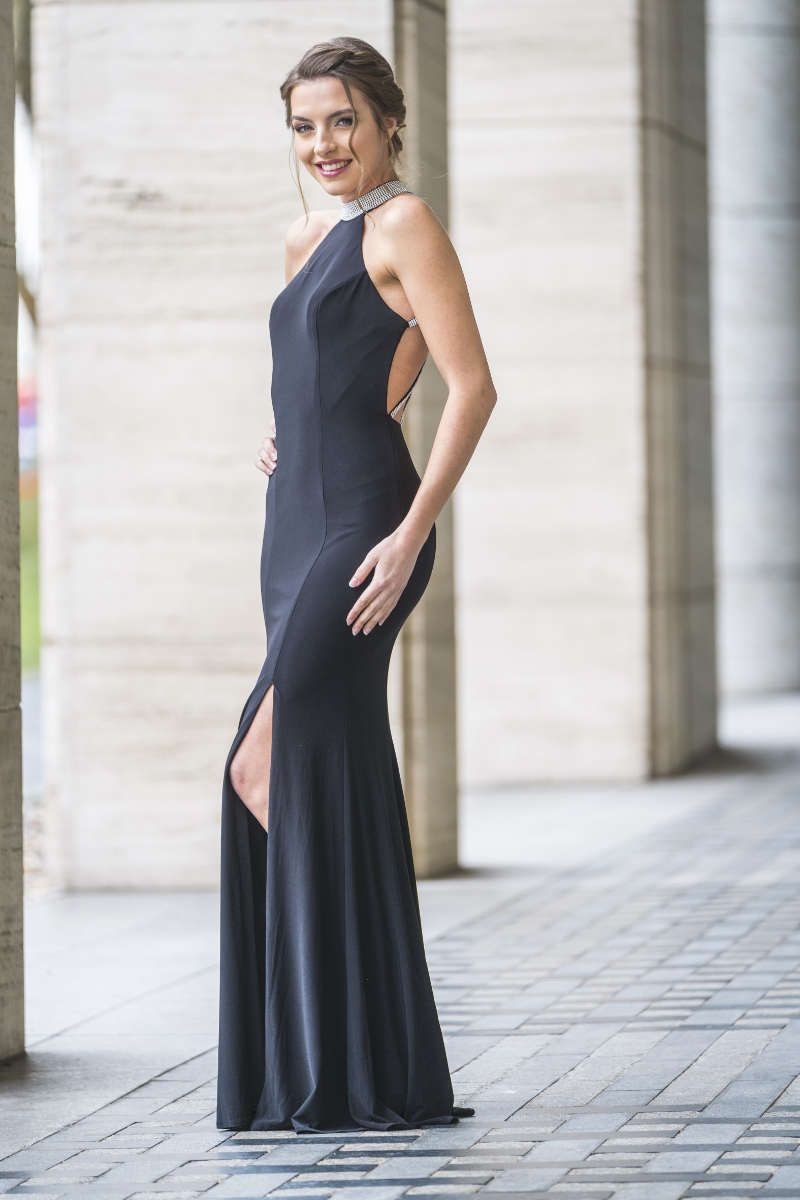 Pin auf ♥ Abendkleid lang ♥