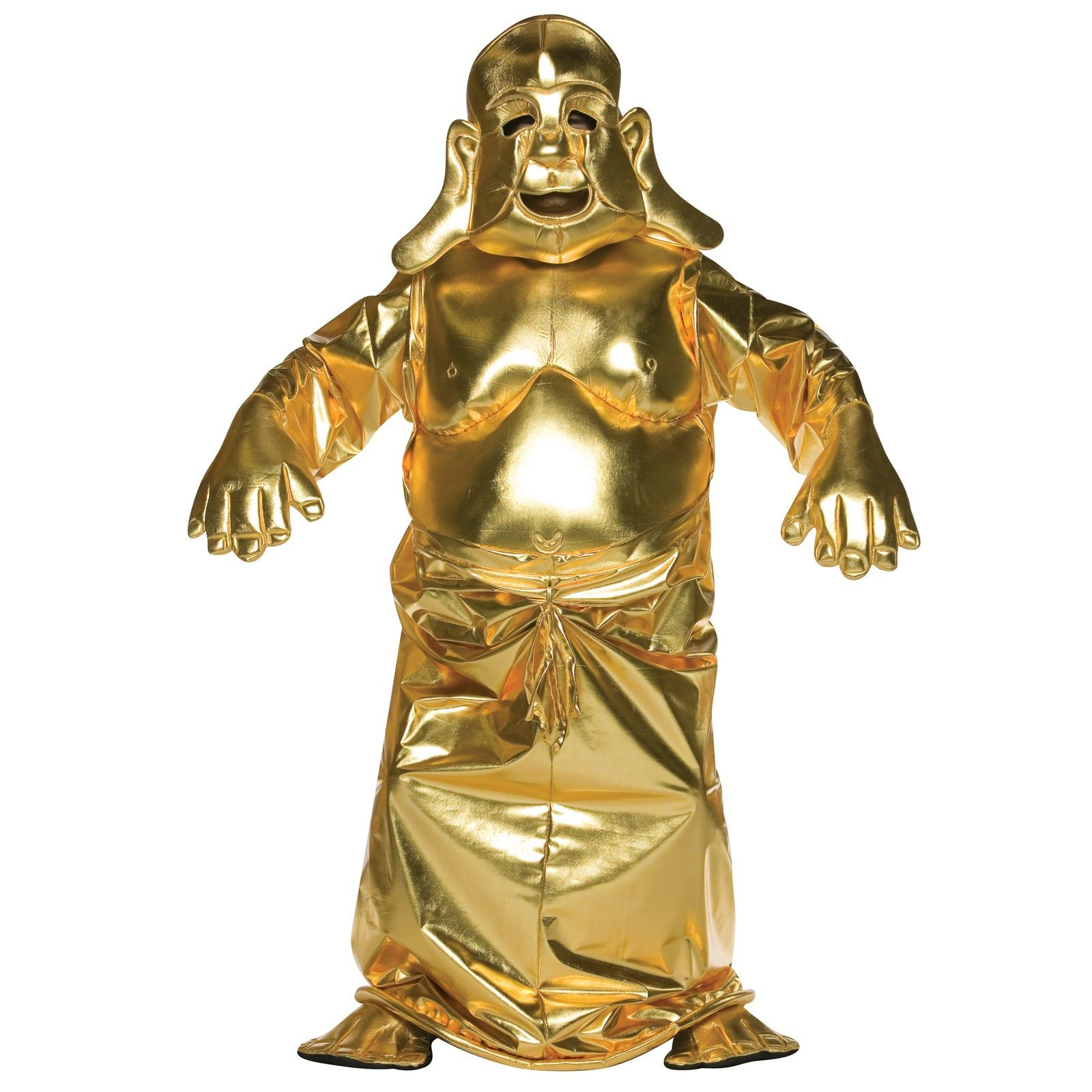 buddha and gold costume adult costumes pin golden
