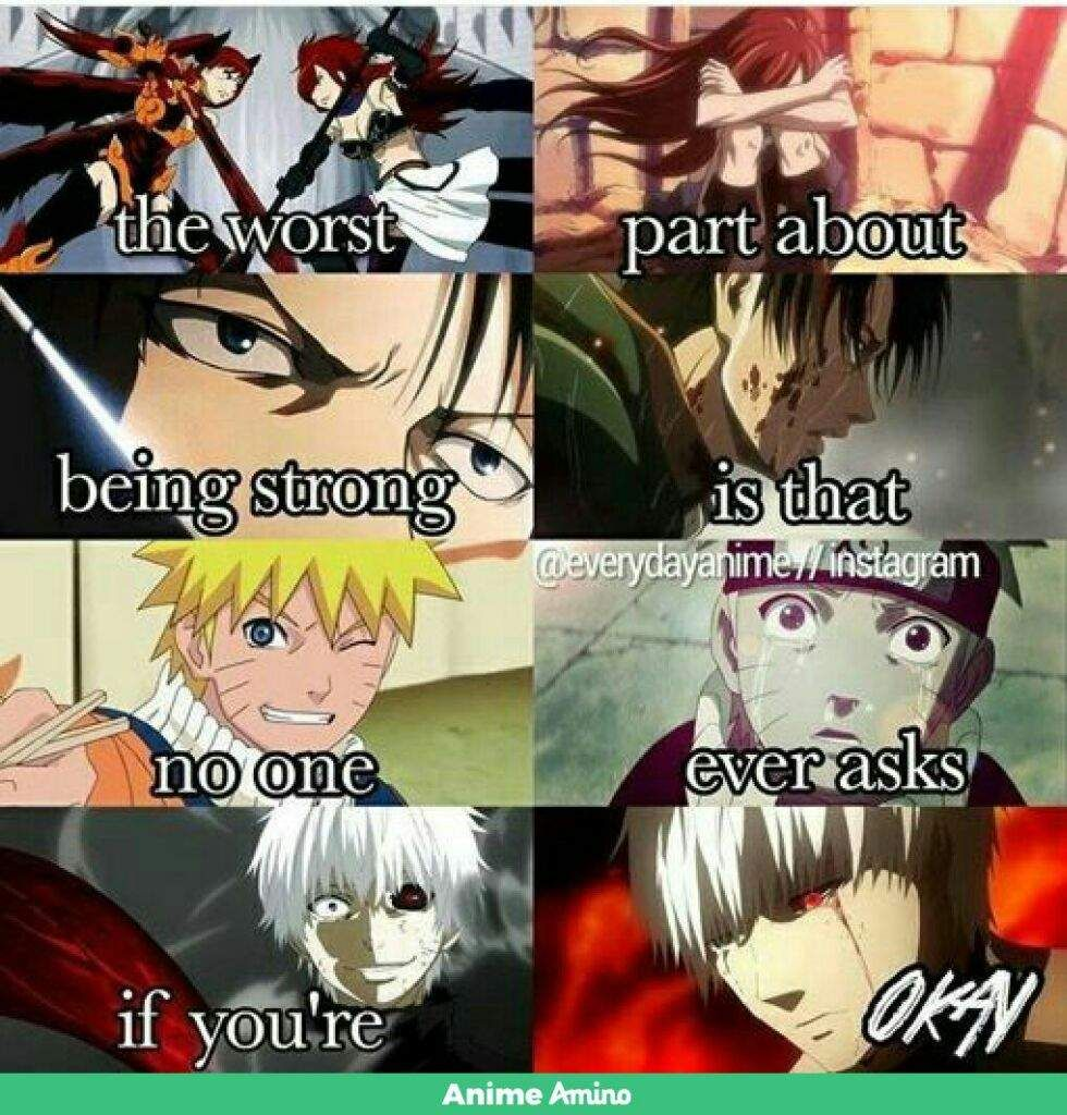 Anime quotes by zozoxox235 on Anime Anime qoutes, Anime