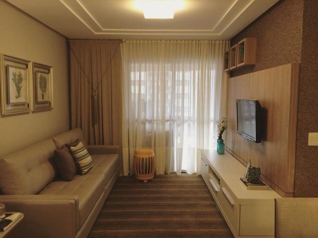 70 ideias LINDAS e PRÁTICAS para decorar salas pequenas ...