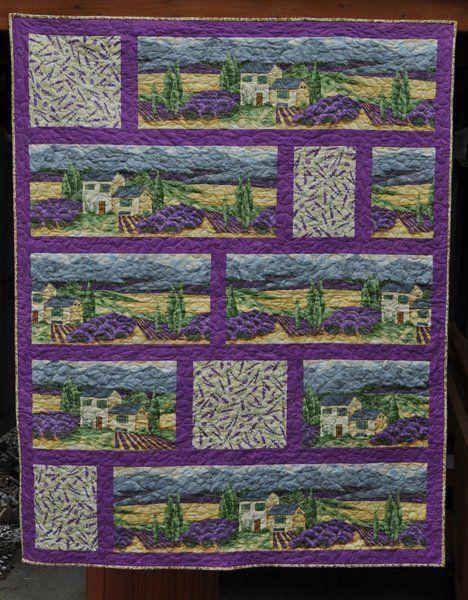 Focus Feature Quilt Pattern   Quilts--Large Print   Pinterest ... : quilt patterns for big prints - Adamdwight.com
