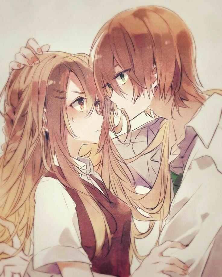 Anime Couple Anime Couple Wallpaper Anime Couple Hugging Anime
