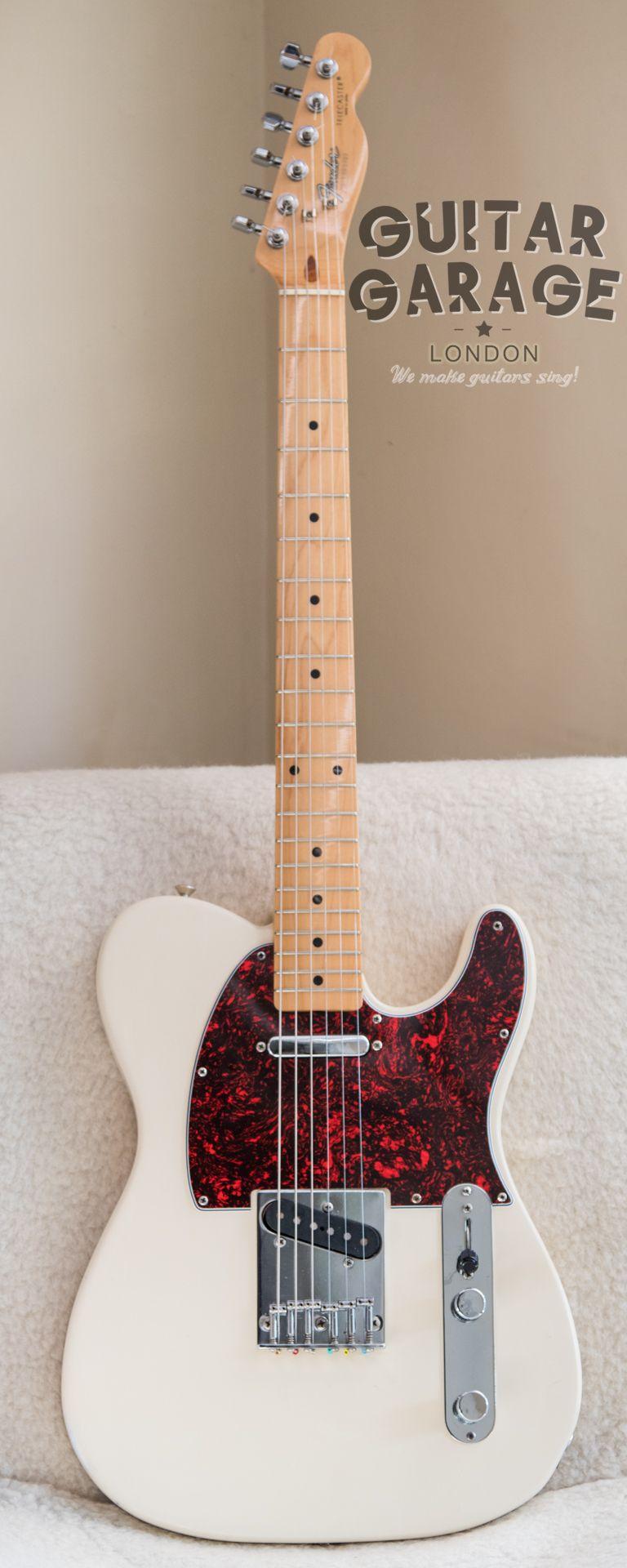 1986 Fender Japan Telecaster Top Loader