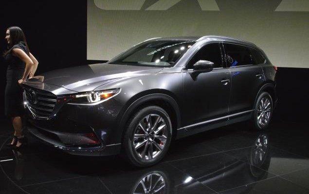 Awesome Mazda 2017 Cx 9 Great Practicality Will Gun Down Honda