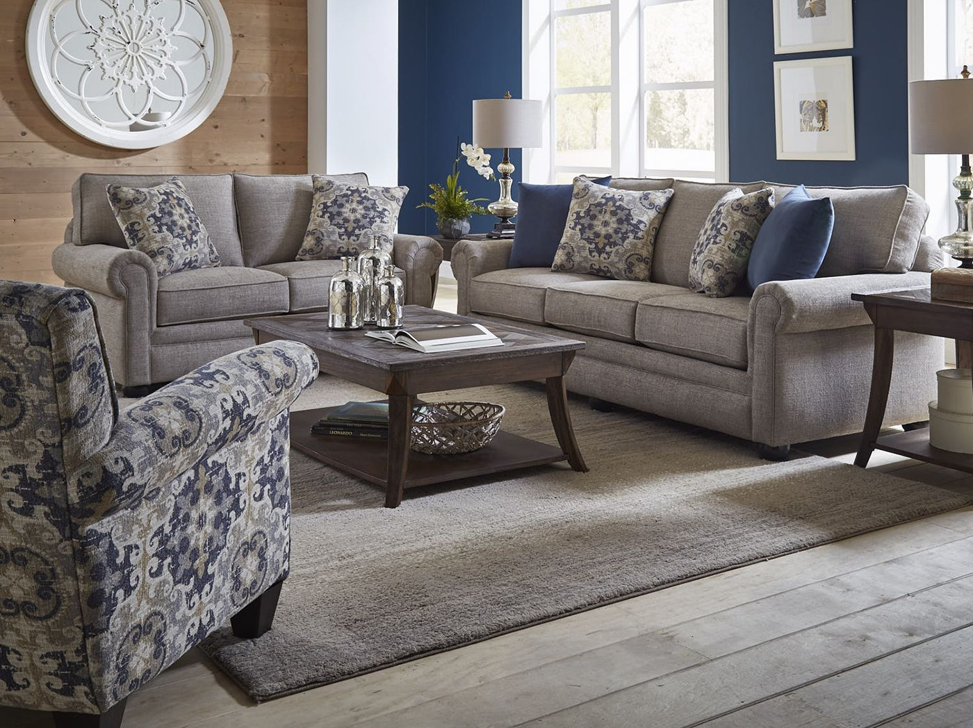 Picco Sofa The Picco Collection S Soft Grey Blue Color Palette And Roll Arm Styling Will Blend Perf Taupe Living Room Living Room Sets Cheap Living Room Sets #taupe #living #room #ideas
