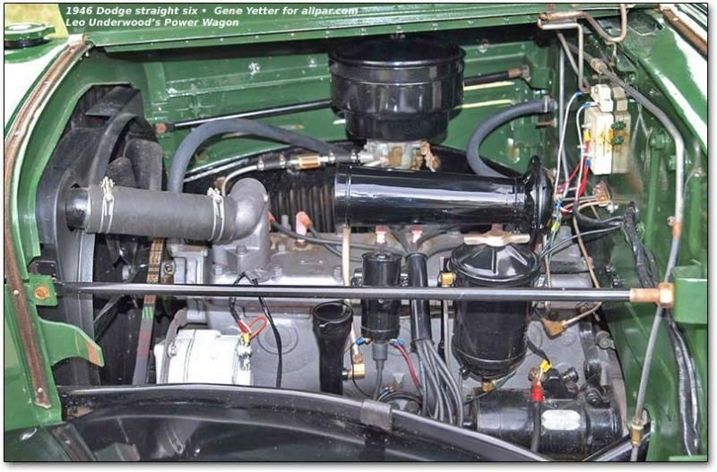 1946 Dodge Power Wagon >> Dodge M37 Bt4 Engine Swap.html | Autos Weblog