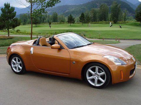 Steve Barrr Uploaded This Image To U00272004 Nissan 350Z Roadsteru0027. See The  Album