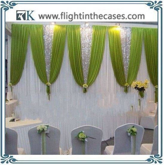 Source What Is Pipe And Drape Diy Backdrop Stand For Wedding On Malibaba