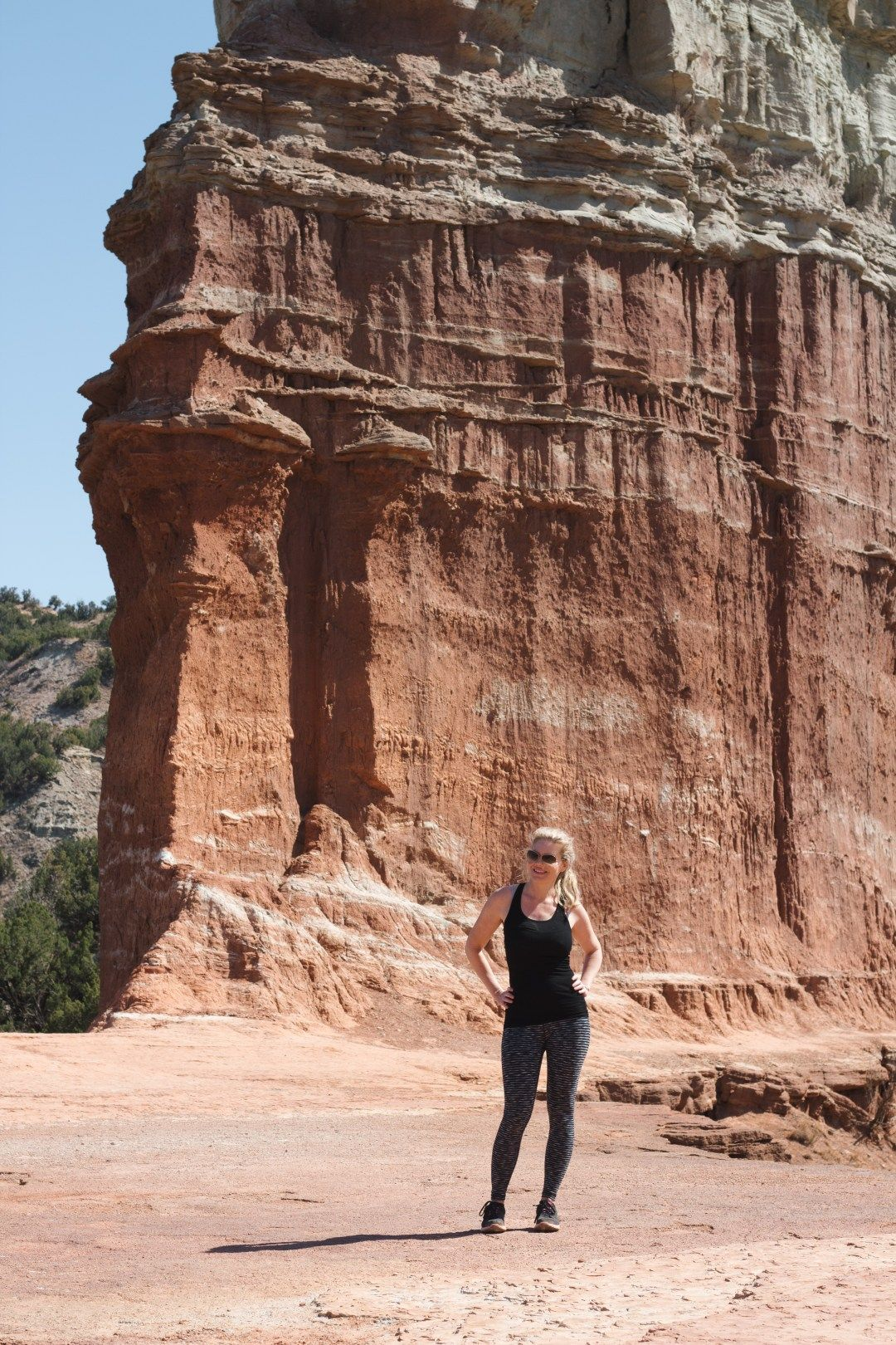 THE LIGHTHOUSE TRAIL IN THE PALO DURO CANYON   Everyday ...
