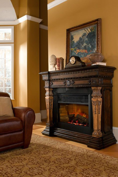 The 10 Most Asked Questions About Electric Fireplaces Electric