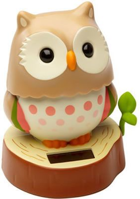 Pin By Dennis Draper On Hoots Solar Powered Toys Owl Dancing Toys