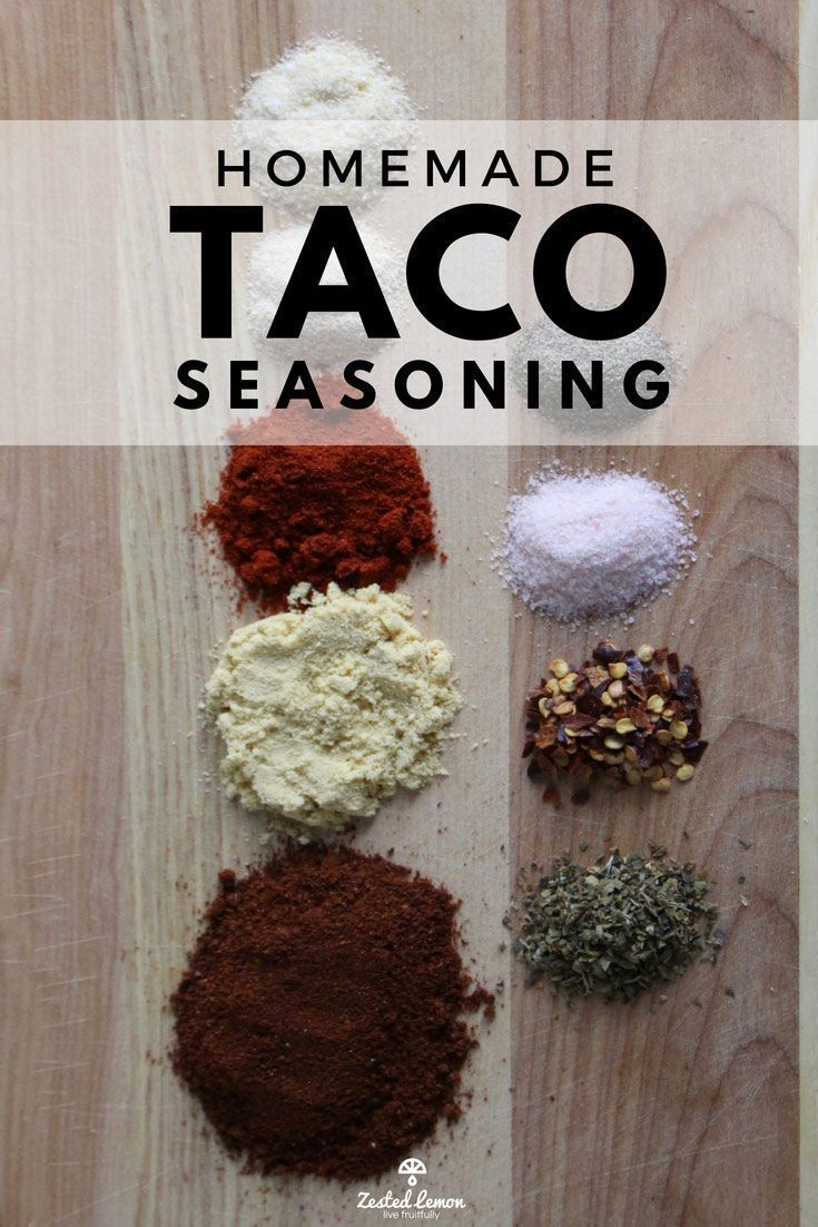 #diytacoseasoning #zestedlemoncom #seasoning #homemade #shredded #chicken #enough #turkey #ground #recipe #pound #makes #meat #taco #beefDIY Taco Seasoning This homemade taco seasoning recipe makes enough seasoning for 1 pound of meat (ground beef, ground turkey, shredded chicken, etc.). | #diytacoseasoning #diytacoseasoning #zestedlemoncom #seasoning #homemade #shredded #chicken #enough #turkey #ground #recipe #pound #makes #meat #taco #beefDIY Taco Seasoning This homemade taco seasoning recipe #shreddedchickentacos