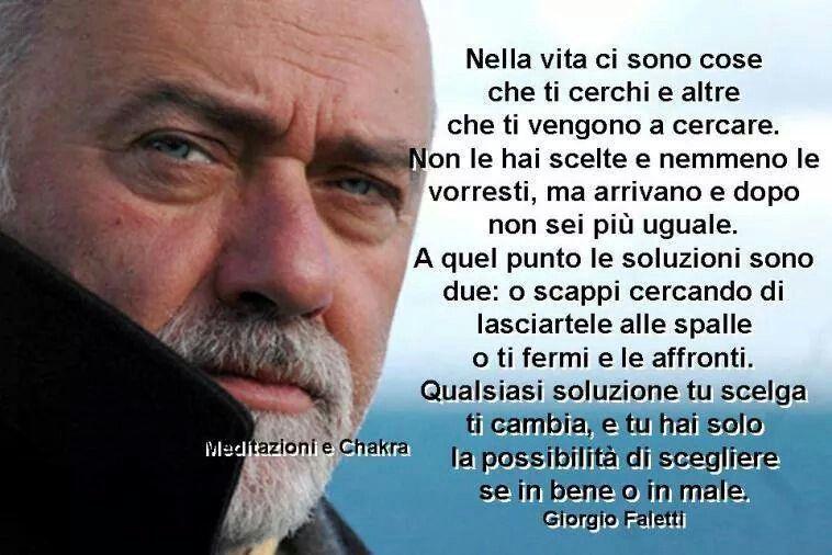 Ricordando Giorgio Faletti Un Uomo Saggio Che Ci Ha Lasciato Un