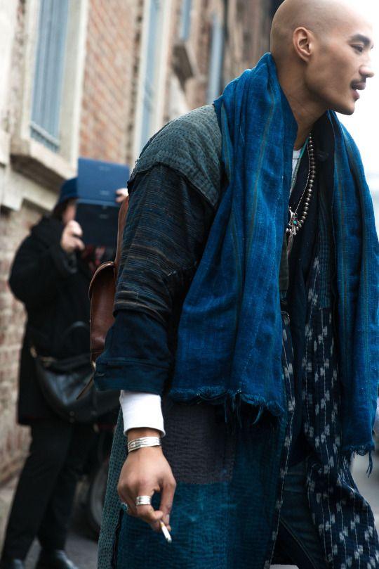 Fashion Men/Uomini Streetstyle