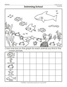 Ocean Animals WorksheetWorksheets