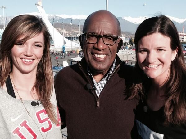 Kaitlyn Farrington Half Pipes | Twitter / alroker: Kaitlyn Farrington & ...