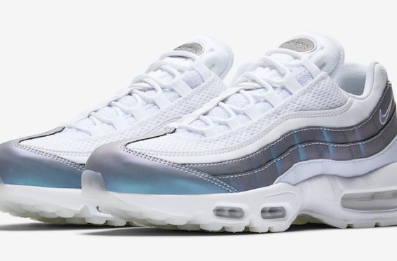 The Nike Air Max 95 Iridescent Is On The Way Air max 95