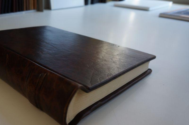 bruin ouderwets luxe leren fotoboek kopen oud leer fotoalbum lederen kaft klassieke stijl foto album 50 pagina's in fotoboeken -