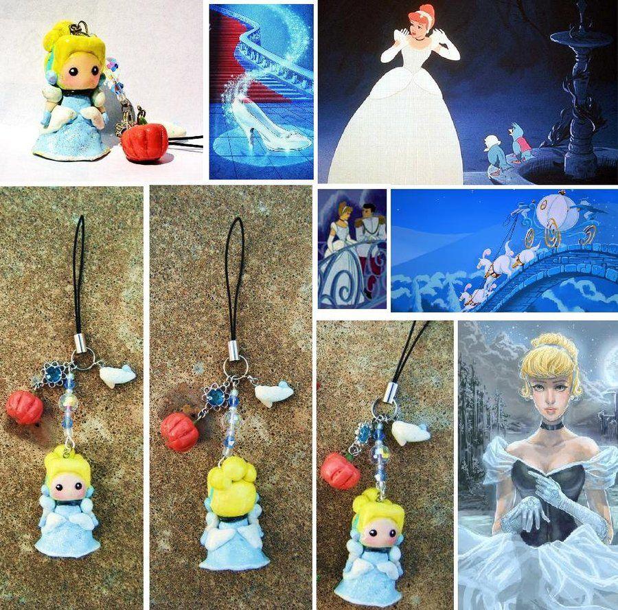 Cinderella charm