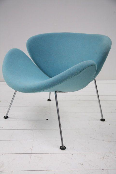 Orange Slice Chair Spa Pedicure Chairs Suppliers Australia By Pierre Paulin Weekend Project Pinterest