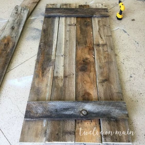 Photo of How to Make a Simple Barn Door