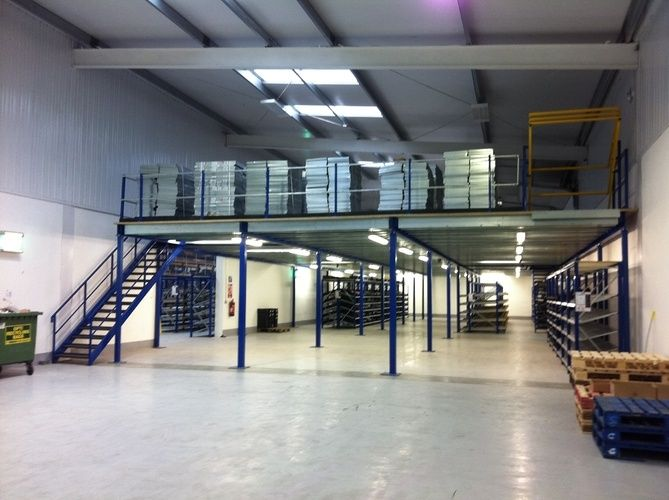 Pin by Active Space Solutions Philippines on Storage Warehouse ...