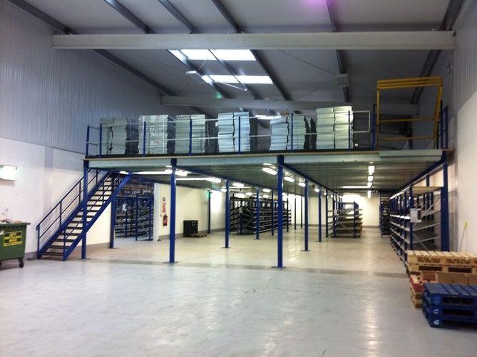 Emejing Warehouse Design Ideas Ideas - Decorating Interior Design ...