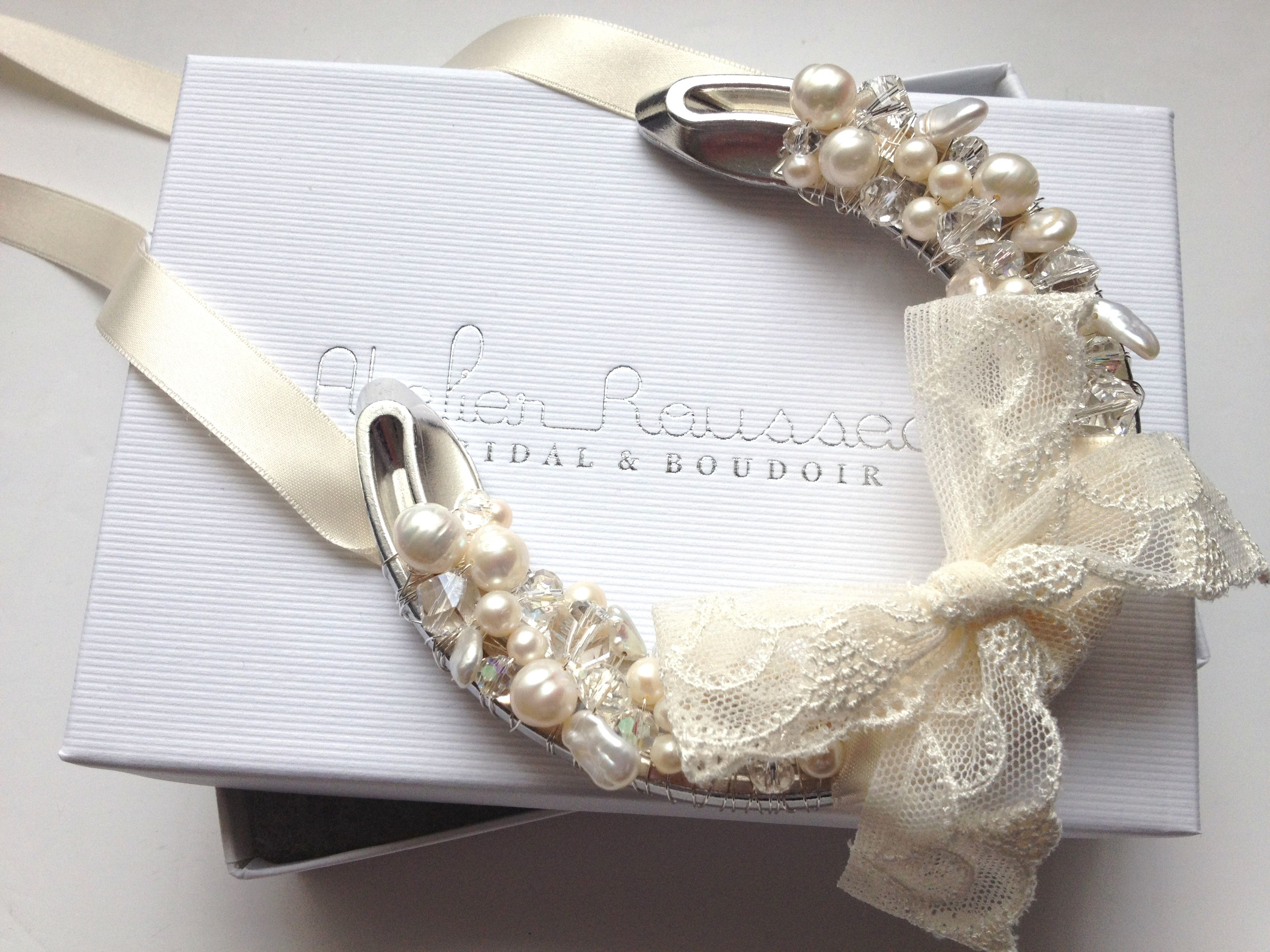 best 25 bridal horseshoe ideas only on pinterest lucky wedding horseshoe by atelier rousseau www atelier rousseau com