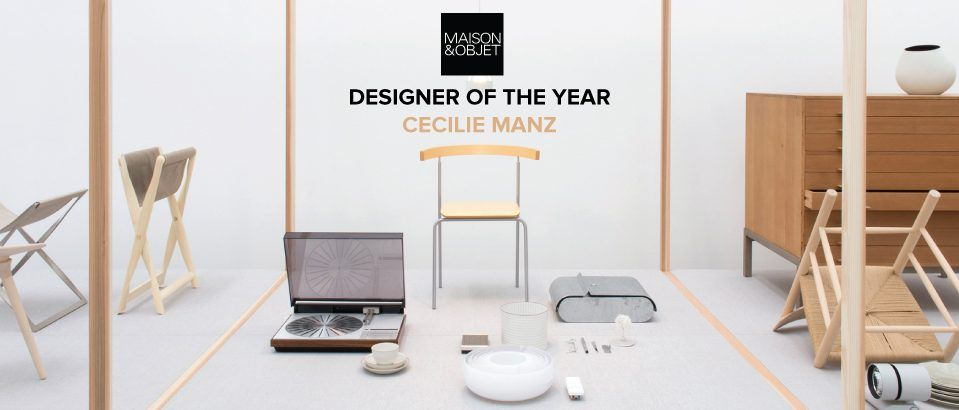 Maison et objet designer of the year