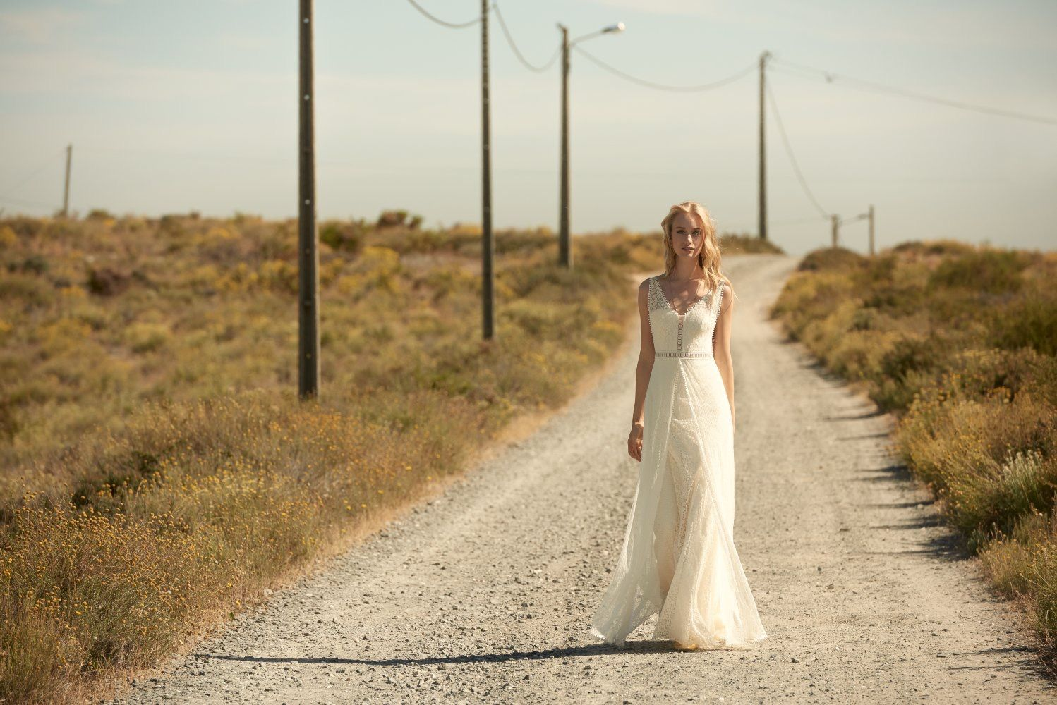 Wild Wonder dress by Rembo Styling-Available at Lace & Co Bridal ...