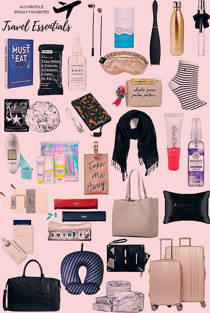 Summer Travel Essentials -