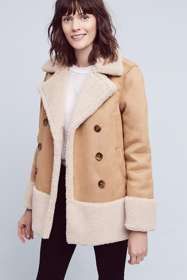 Mother Sherpa Coat