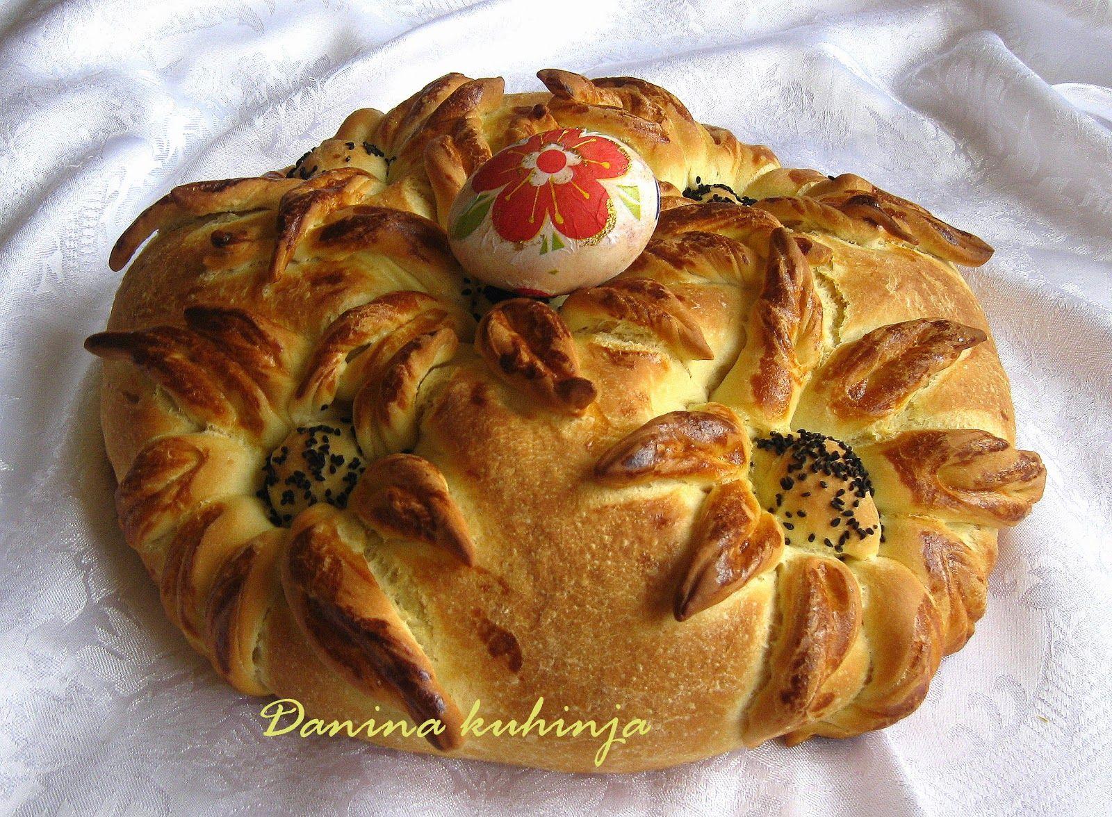 Danina kuhinja: Pogače