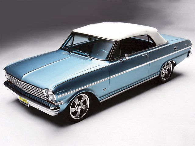 1963 Chevy Nova Convertible Ss It S All About The Options