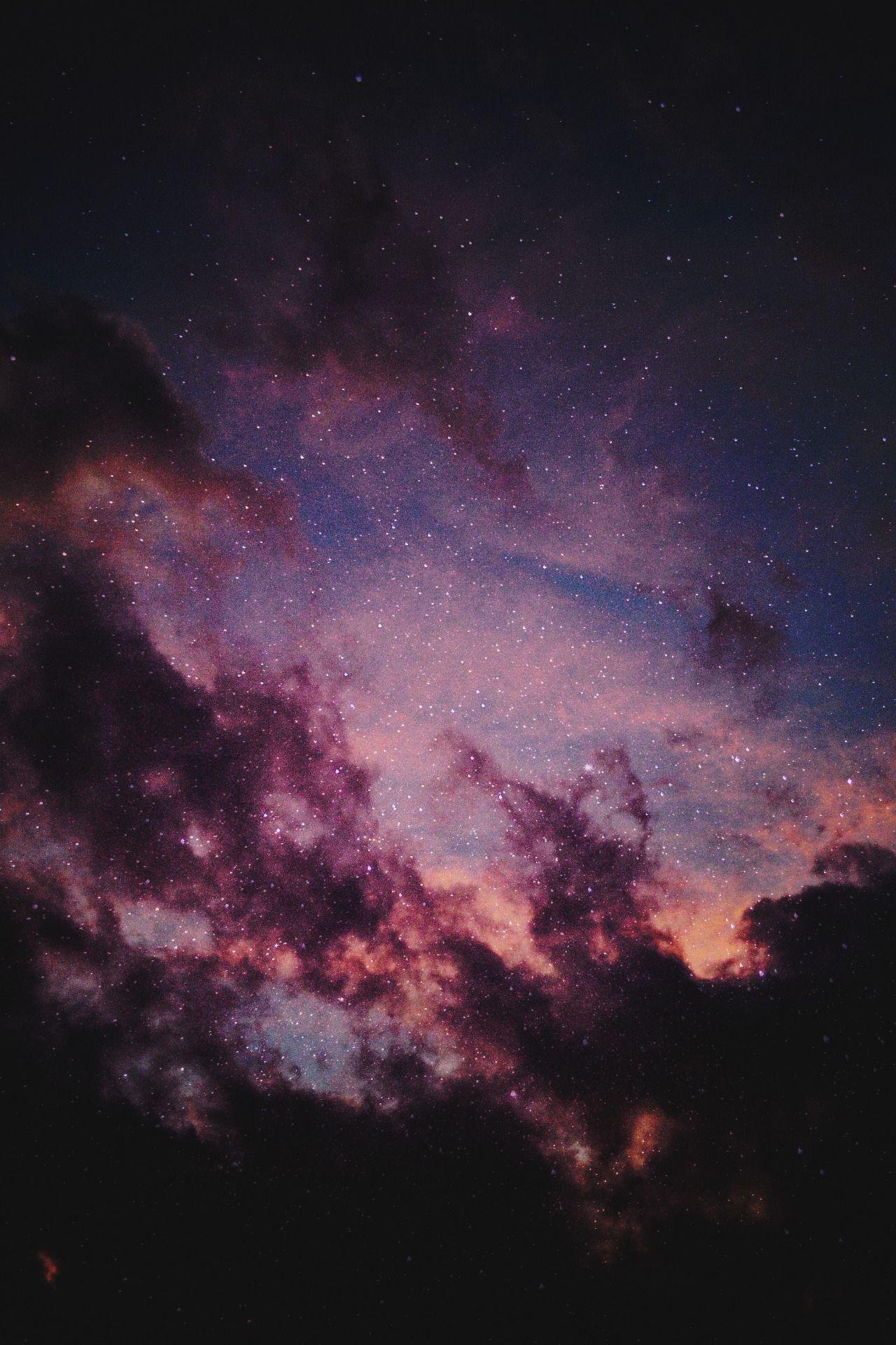 Momocka Pai Sky Night Skies Clouds