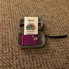 "Ematic 4GB Video MP3 Player 2"" Screen Built In 5MP Digital Camera FM Radio Pink"