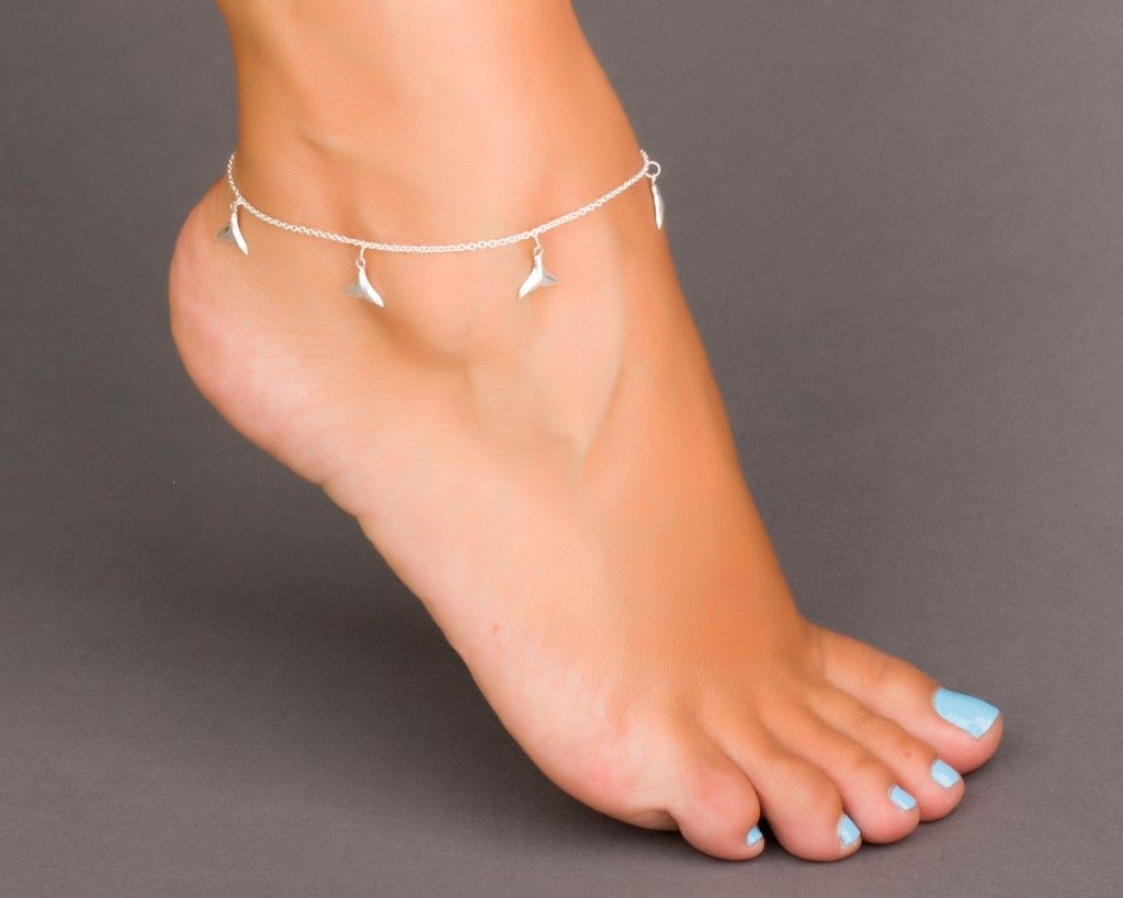 products fish jewelry arzinger hook hooked anklet