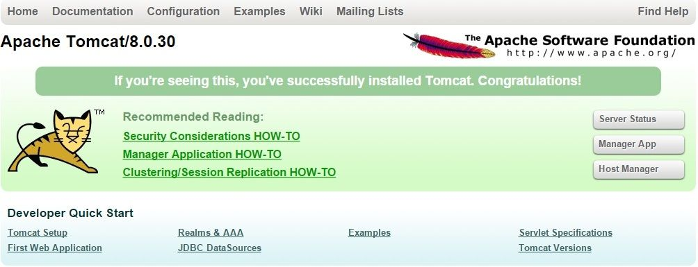 Configuration of SSL HTTPS in tomcat in Linux involves 2