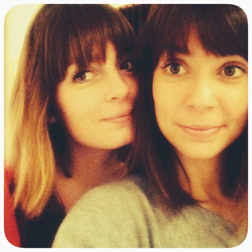 #sister #love #mylife #myheart  Soeurette a frange