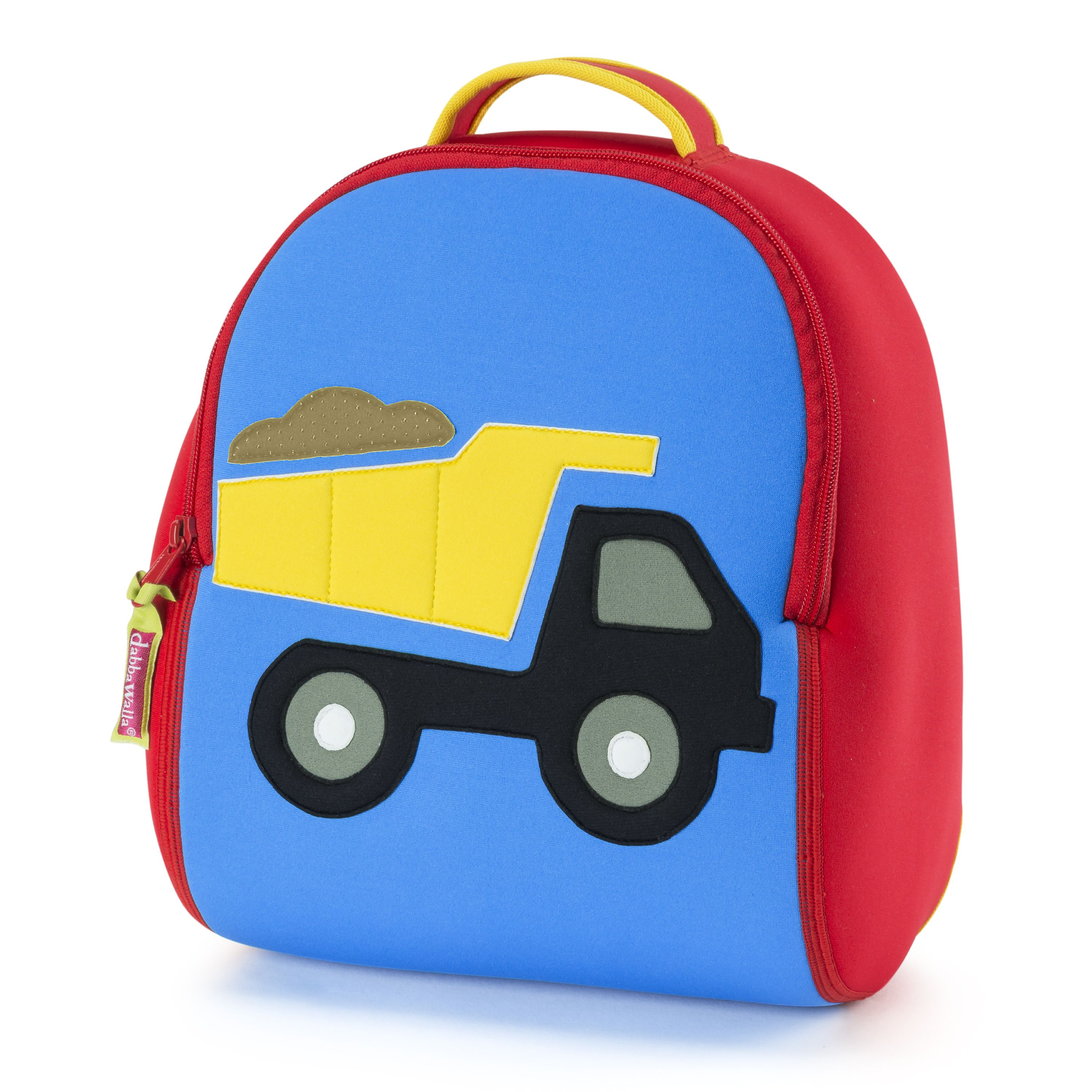 e0d8ff2edd4d Keep on Truckin' Backpack | Dabbawalla Bags for Modern Families ...