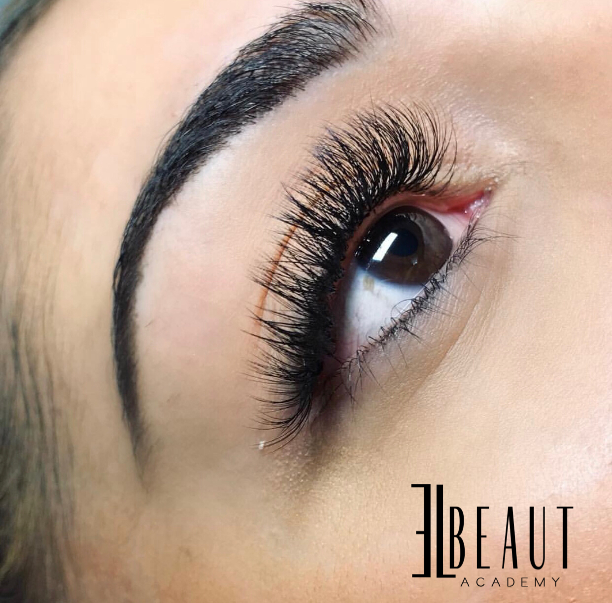 Pin By El Beaut On El Beaut Eyelash Extensions Pinterest