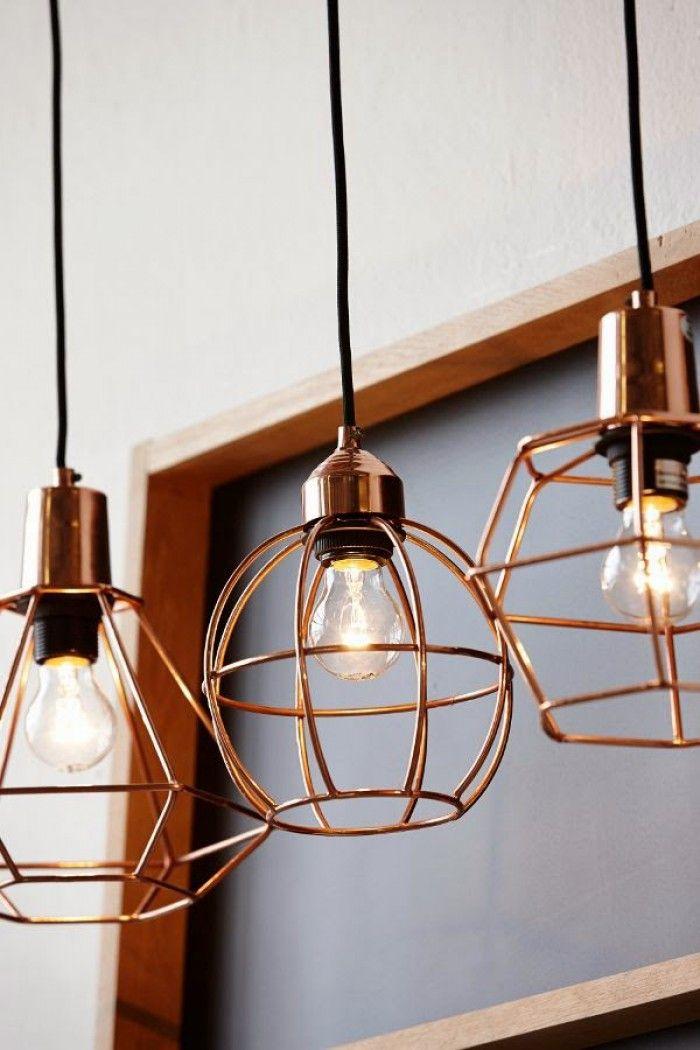 industrile lampen industrieel interieur industrile hanglampen hanglamp industrieel koper trend